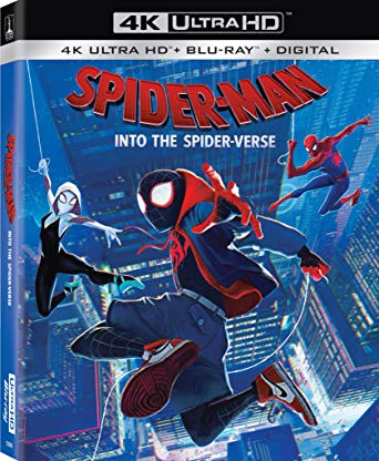 Spider-Man Into the Spider-Verse 2018 English 720p BRRip 1GB ESubs