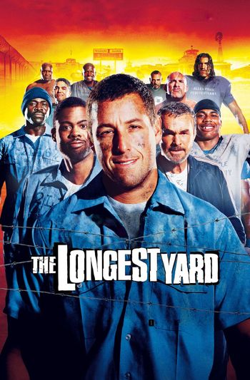 The Longest Yard 2005 Dual Audio Hindi English BluRay Full Movie Download HD