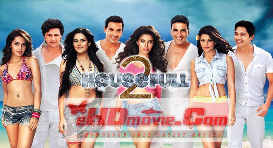 Housefull 2 2012 Hindi 720p – 480p ORG Blu-Ray 600MB – 1.3GB ESubs