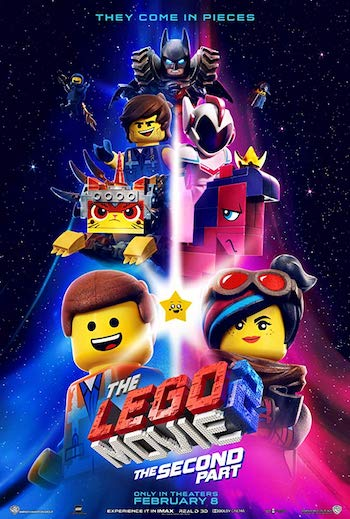 The Lego Movie 2 The Second Part 2019 English Full 300mb Movie Download