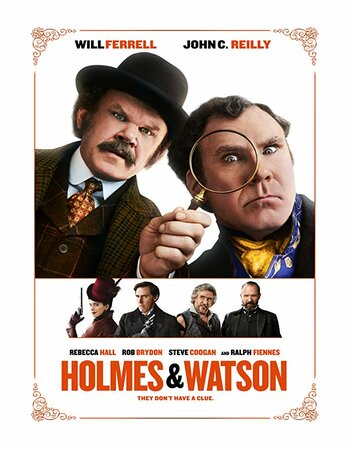 Holmes And Watson 2018 Full English Movie 720p Download