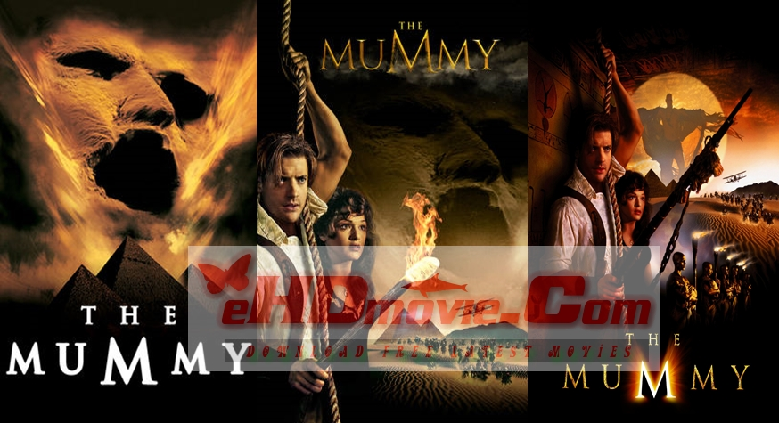 The Mummy 1999 Dual Audio [Hindi – English] 1080p – 720p – 480p ORG Blu-Ray – 450MB – 800MB – 3.7GB ESubs