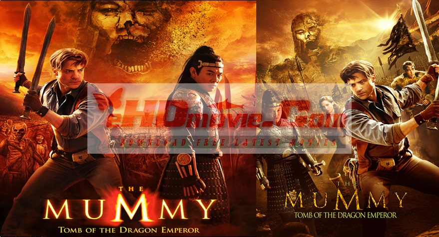 The Mummy: Tomb of the Dragon Emperor 2008 Dual Audio [Hindi – English] 1080p – 720p – 480p ORG Blu-Ray – 350MB – 800MB – 3.7GB ESubs