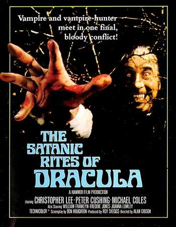 The Satanic Rites of Dracula 1973 Hindi Dual Audio BRRip Full Movie 720p Download