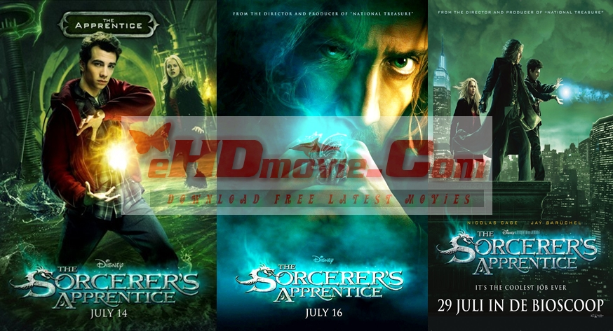 The Sorcerer's Apprentice 2010 Dual Audio [Hindi – English] 720p – 480p ORG Blu-Ray 350MB – 900MB ESubs