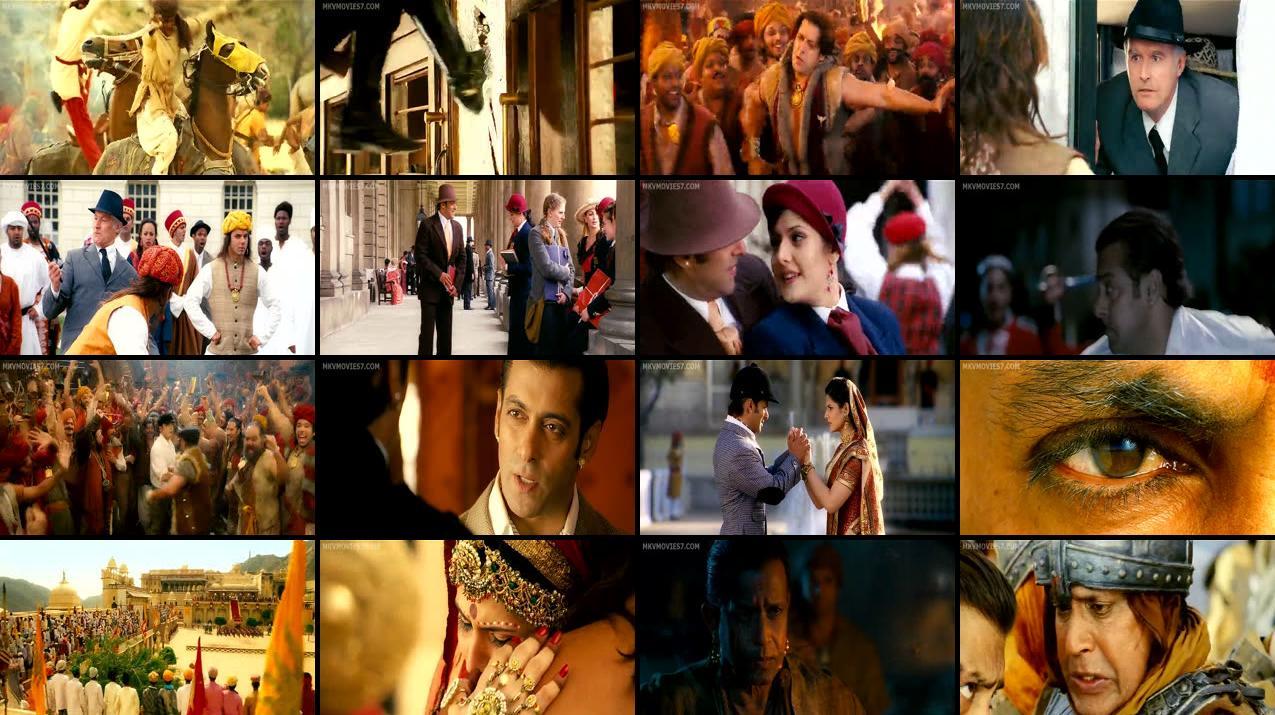 Veer 2010 Hindi 720p – 480p ORG Blu-Ray 550MB – 1.2GB ESubs