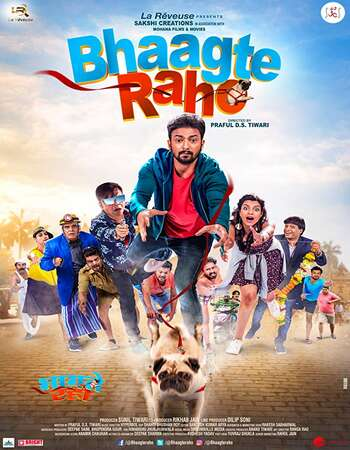 Bhaagte Raho 2018 Full Hindi Movie 720p Download