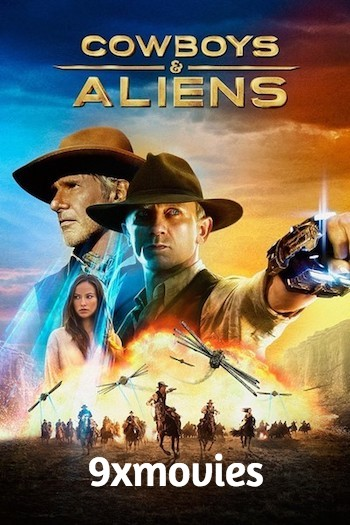 Cowboys And Aliens 2011 Extended Dual Audio Hind BluRay Full 300mb Download