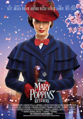 Mary Poppins Returns 2018 English 720p BRRip 1.1GB ESubs