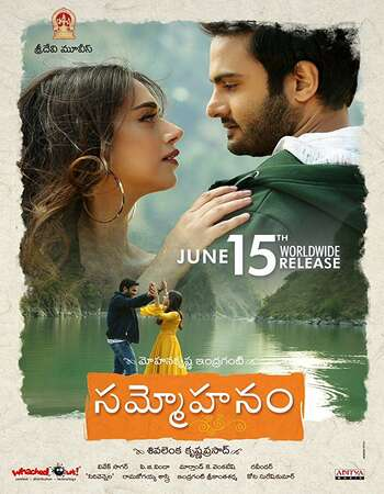 Sammohanam 2018 UNCUT Hindi Dual Audio HDRip Full Movie 720p Download