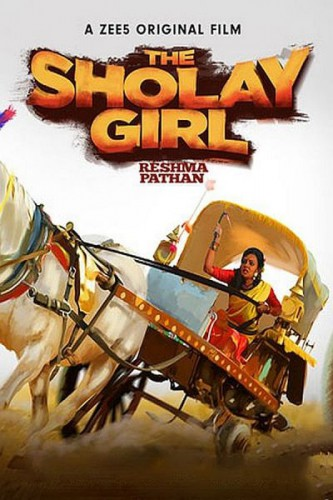 The Sholay Girl 2019 Hindi 720p WEB-DL 650mb