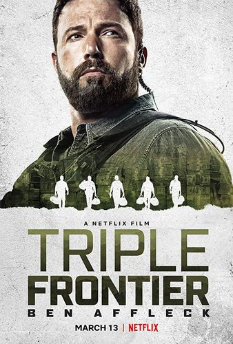 Triple Frontier 2019 English 720p 1GB NF WEB-DL ESubs x264
