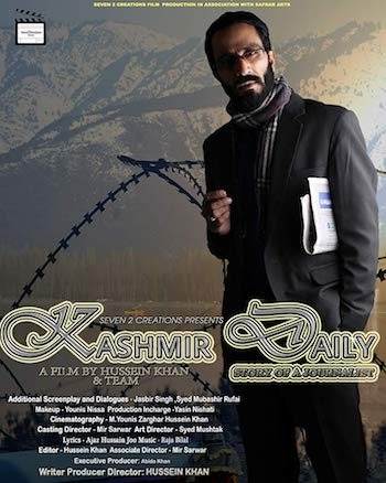 Kashmir Daily 2018 Full Hindi Movie 720p HDRip Download