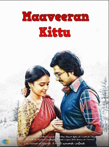 Maaveeran Kittu 2019 Hindi Dubbed Movie Download