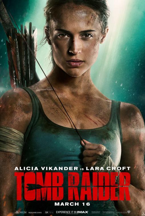 Tomb Raider 2018 English BluRay Full Movie Download HD
