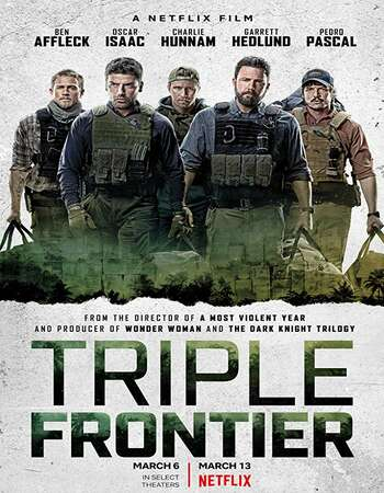 Triple Frontier 2019 Hindi Dual Audio Web-DL Full Movie Download