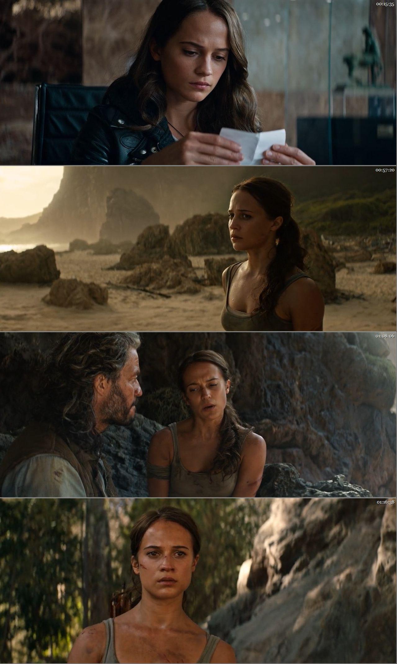 Tomb Raider 2018 Dual Audio Hindi English BluRay Full Movie Download HD