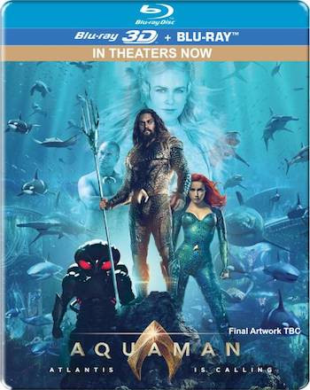 Aquaman 2018 English Bluray Movie Download