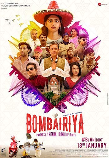 Bombairiya 2019 Hindi 720p HDRip 800MB