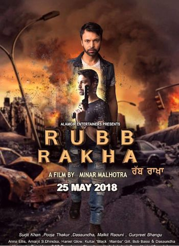 Rubb Rakha 2018 Hindi 720p HDRip 950mb