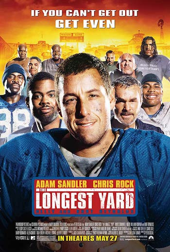The Longest Yard 2005 Dual Audio Hindi 720p WEB-DL 900mb