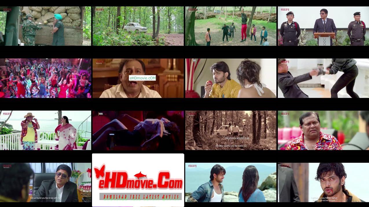 Agnee 2 2015 Bengali 720p – 480p ORG WEB-DL 350MB – 1GB ESubs
