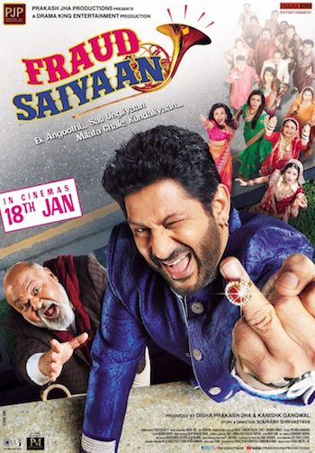 Fraud Saiyaan 2019 Hindi 720p WEB-DL 850MB