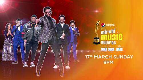 Mirchi Music Awards 17th March 2019 550MB HDTV 480p