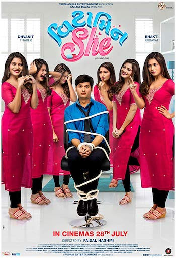Vitamin She 2017 Gujarati 720p WEB-DL 999mb