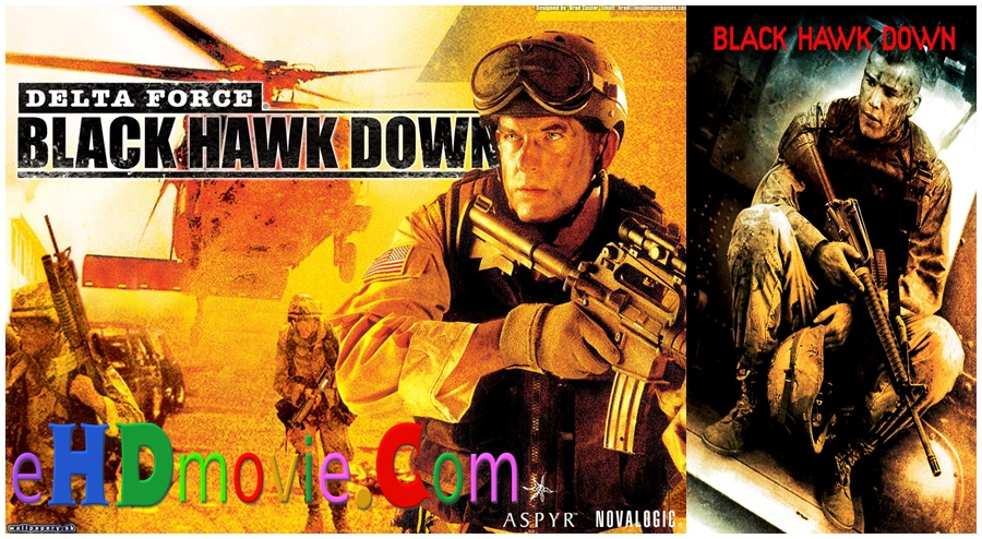 Black Hawk Down 2001 Dual Audio [Hindi – English] 720p – 480p ORG Blu-Ray 450MB – 1.5GB ESubs