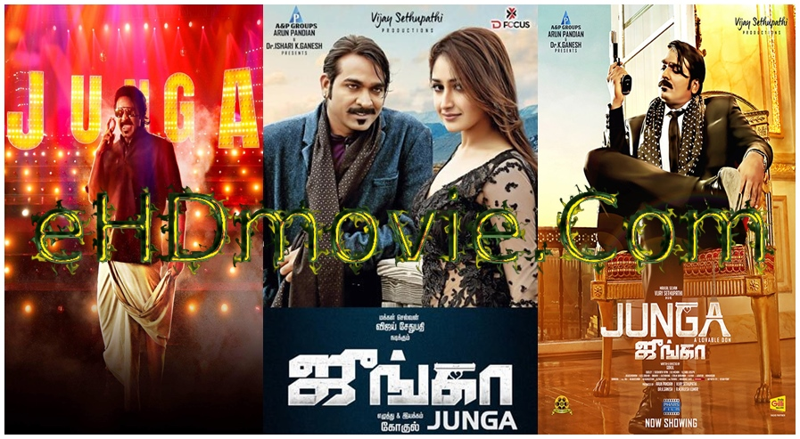 Junga 2018 Dual Audio [Hindi – Tamil] 720p – HEVC – 480p ORG Blu-Ray – 450MB – 700MB – 1.6GB ESubs