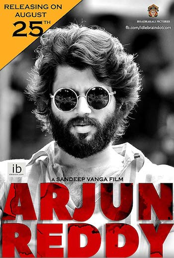 Arjun Reddy 2017 Hindi Dual Audio 800MB UNCUT HDRip 720p ESubs HEVC