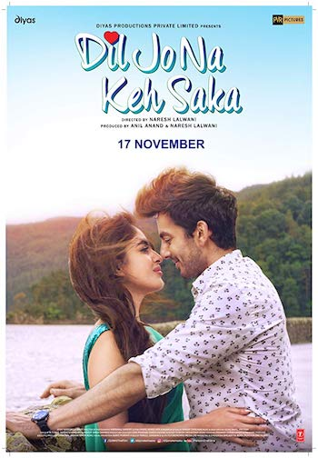Dil Jo Na Keh Saka 2017 Hindi 720p WEB-DL 900mb