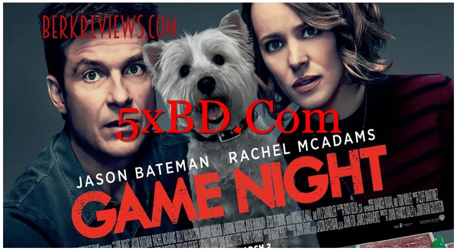 Game Night 2018 English 720p – 480p ORG Blu-Ray 350MB – 750MB ESubs