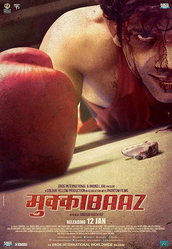 Mukkabaaz 2018 Hindi 720p DVDRip 1.1GB