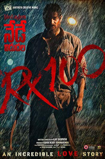 Rx 100 (2018) Dual Audio Hindi UNCUT 720p HDRip 1.1GB