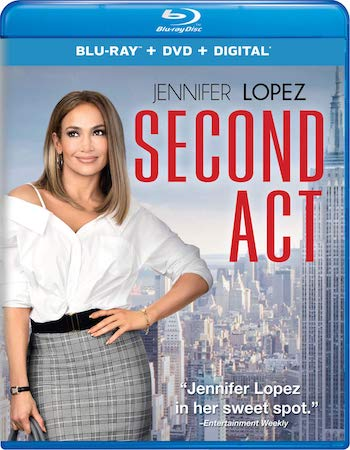Second Act 2018 English 720p BRRip 950MB ESubs