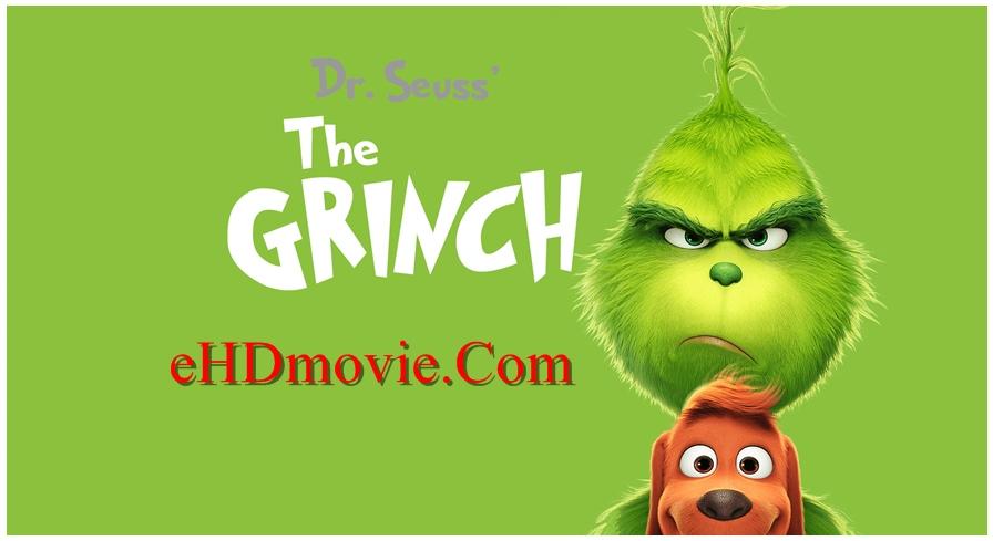 The Grinch 2018 English 720p – 480p ORG Blu-Ray 350MB – 750MB ESubs