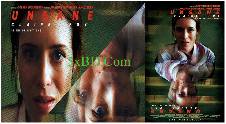 Unsane 2018 Dual Audio [Hindi – English] 720p – 480p ORG Blu-Ray 350MB – 1GB ESubs