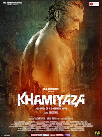 Khamiyaza 2019 Hindi 300MB HDRip 480p