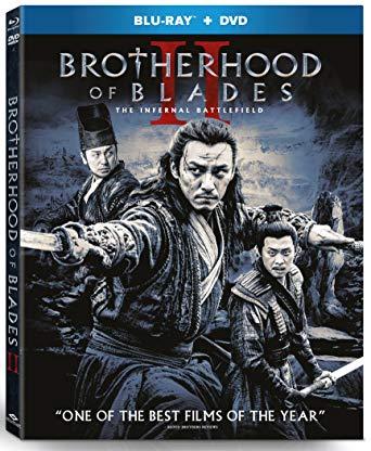Brotherhood Of Blades II (2017) Dual Audio Hindi Bluray Movie Download