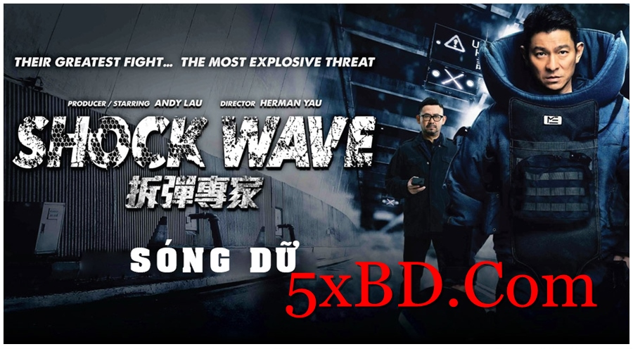 Shock Wave 2017 Dual Audio [Hindi – Chinese] 720p – HEVC – 480p ORG Blu-Ray 400MB – 550MB – 1.1GB ESubs