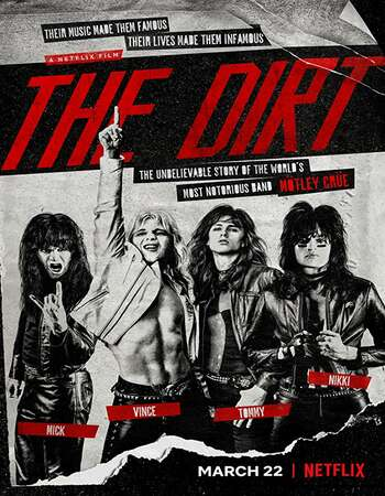 The Dirt 2019 Hindi Dual Audio 720p Web-DL MSubs