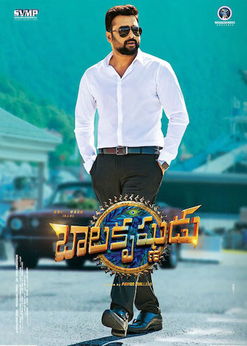 Balakrishnudu 2017 Dual Audio Hindi UNCUT 720p HDRip 1.1GB