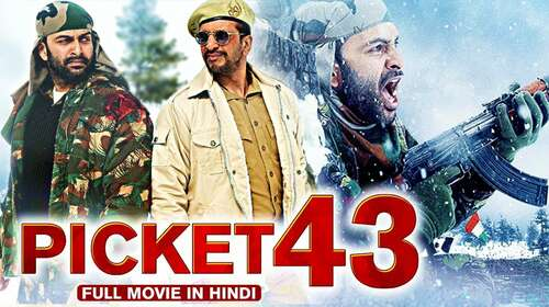 Picket 43 2019 Hindi Dubbed 280MB HDRip 480p