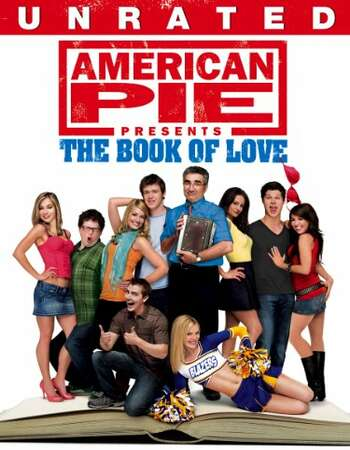 American Pie Presents The Book of Love 2009 Hindi Dual Audio BRRip Full Movie 720p Download