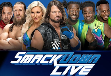 WWE Smackdown Live 13 August 2019 HDTV 720p 480p 300MB