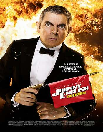 Johnny English Reborn 2011 Hindi Dual Audio BRRip Full Movie 720p Download