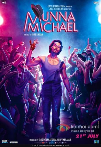 Munna Michael 2017 Hindi Full 300mb Movie Download
