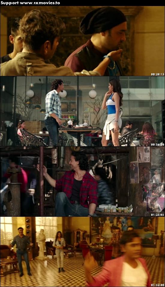 Munna Michael 2017 Hindi 720p DVDRip 999mb